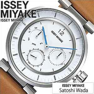 イッセイミヤケ腕時計 ISSEYMIYAKE時計 ISSEY MIYAKE 腕時計 イッセイミヤケ 時計 ダブリュー (W) ホワイト SILAAB03 [和田智 デザイン 人気 アイコン ギフト プレゼント ご褒美]