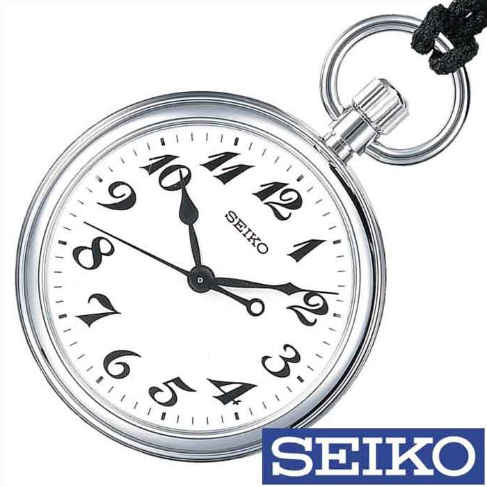 セイコー鉄道時計 SEIKO時計 SEIKO 鉄道時計 セイコー 時計 メンズ SVBR003 [アナログ 鉄道時計 ポケットウォッチ ホワイト シルバー 白 銀 7C21][ギフト プレゼント ご褒美][おしゃれ 腕時計]