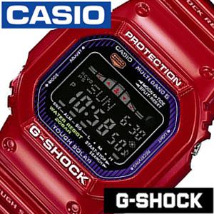 Gショック 赤 Gshock ジ-ショック g-shock G-ショック 腕時計 時計 GWX-5600C-4JFジー ライド メンズ ブラック[ブランド デジタル タフ ソーラー 電波 時計 液晶 レッド スポーツウォッチ トレーニング 登山 マラソン ランニング ジム][おしゃれ]