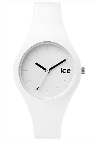 アイスウォッチ 時計[ICEWATCH 腕時計]アイス ウォッチ[ice watch 腕時計][ice]アイス腕時計 ice腕時計 オラ スモール Ola Small レディース ホワイト ICEWESS [シリコン 夏 おすすめ ベルト 防水 ブラック][ギフト プレゼント ご褒美][ おしゃれ ブランド ペア ]