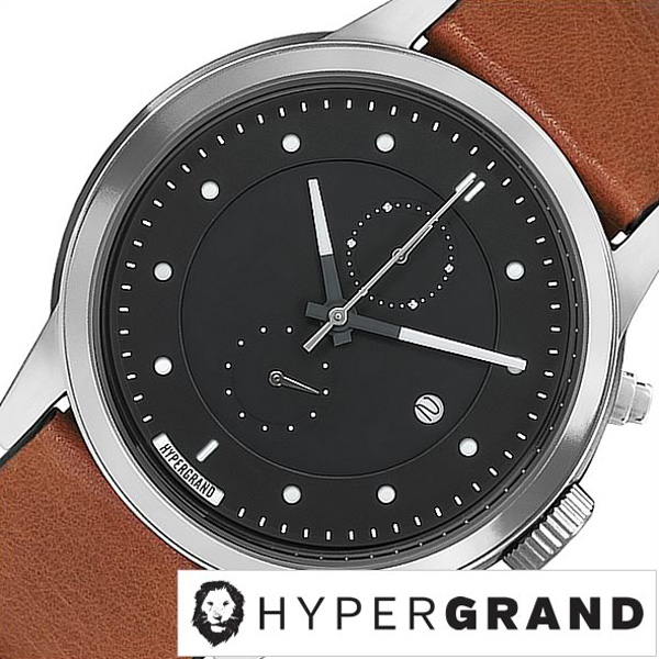 【SALE】(16%OFF) 割引 セール 安い ハイパーグランド腕時計 HYPER GRAND時計 HYPER GRAND 腕時計 ハイパーグランド 時計 マーベリック クラシック レザー MAVERICK CLASSIC LEATHER メンズ ブラック CWC4SBHNY[ レザー 革ベルト シルバー ブラウン ブランド プレゼント]