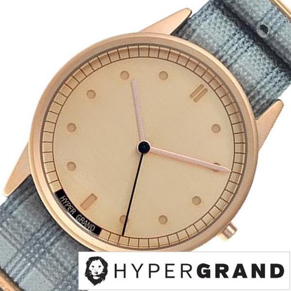 ハイパーグランド 腕時計[HYPERGRAND 時計]ハイパー グランド 時計[HYPER GRAND 腕時計]ハイパーグランド腕時計[ハイパーグラウンド]ゼロワン ナトー 01NATO メンズ レディース ピンクゴールド NWH2FULT[人気 ナイロン ブルー おしゃれ 防水 プレゼント ]