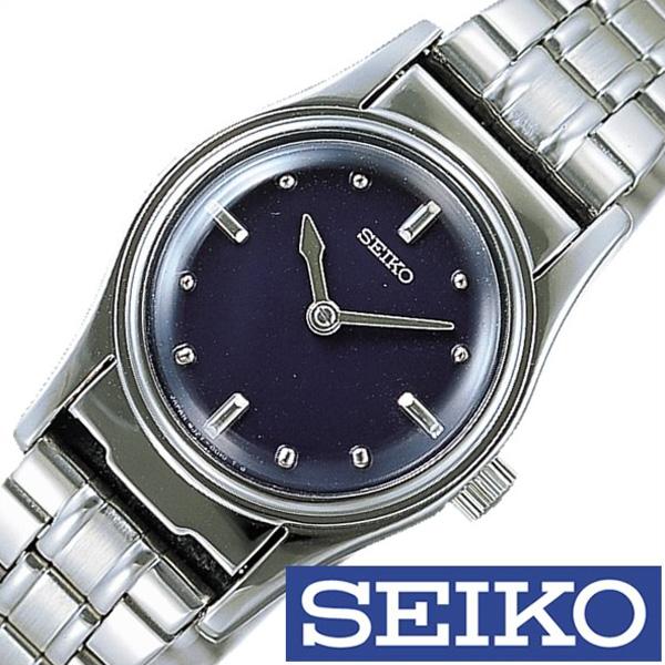 [あす楽]セイコー 盲人 腕時計[SEIKO 盲人 時計] セイコー 盲人腕時計[SEIKO 盲人腕時計] セイコー盲人 時計[SEIKO盲人 腕時計]レディース ブルー SQWK026 [ガラス盤開閉 表蓋開閉 ガラス盤 開閉 表蓋開閉 メタル ベルト 正規品 クォーツ シルバー ネイビー]