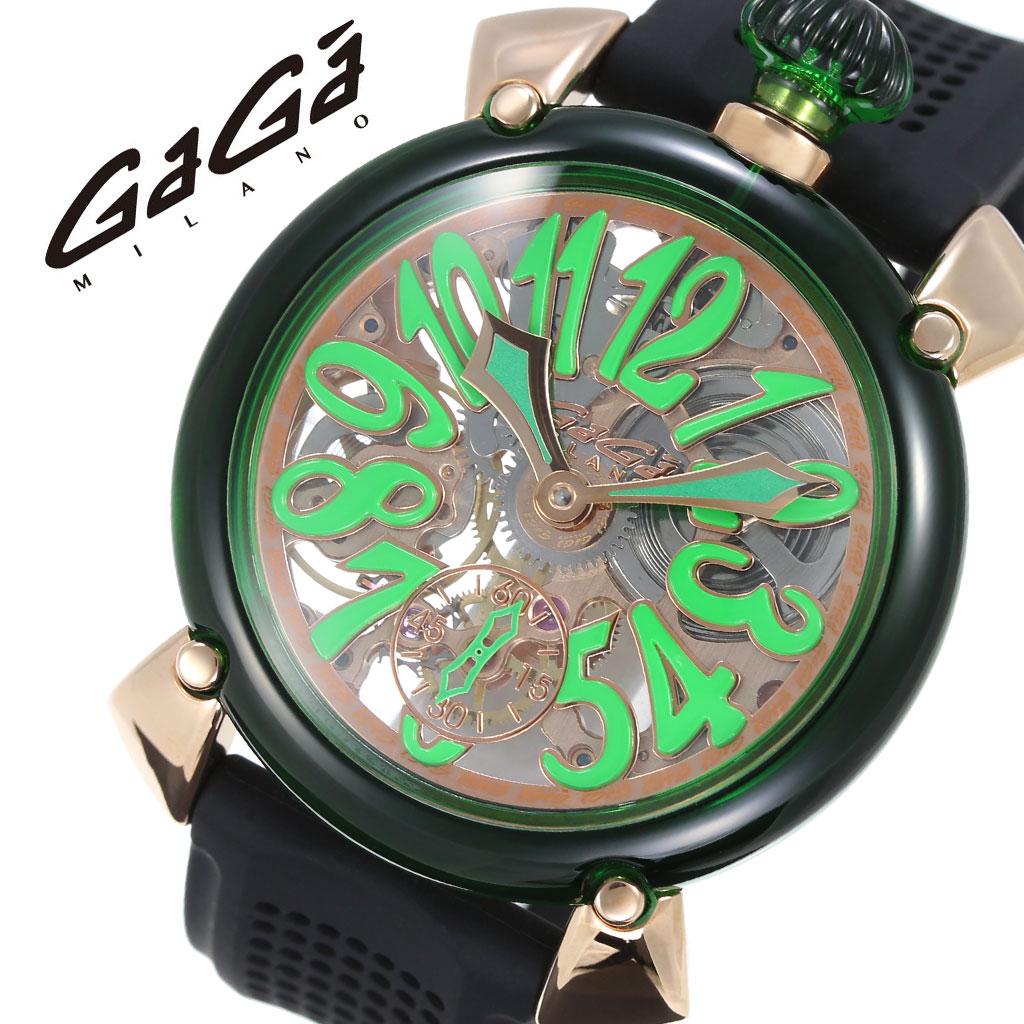 online store 0bf81 d8e50 ガガミラノ腕時計 GaGaMILANO時計 GaGa MILANO フランク三浦 ...