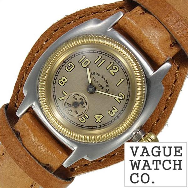 [当日出荷] ヴァーグウォッチ 腕時計[VAGUE WATCHCo.時計]( VAGUE WATCH Co. 腕時計 ヴァーグ ウォッチ 時計 ) ( COUSSIN Early ) レディース 腕時計 ベージュ CO-S-008[ 正規品 バードウォッチ バーグ 人気 ブランド レザー 革 シルバー おしゃれ 防水 プレゼント ギフト ]