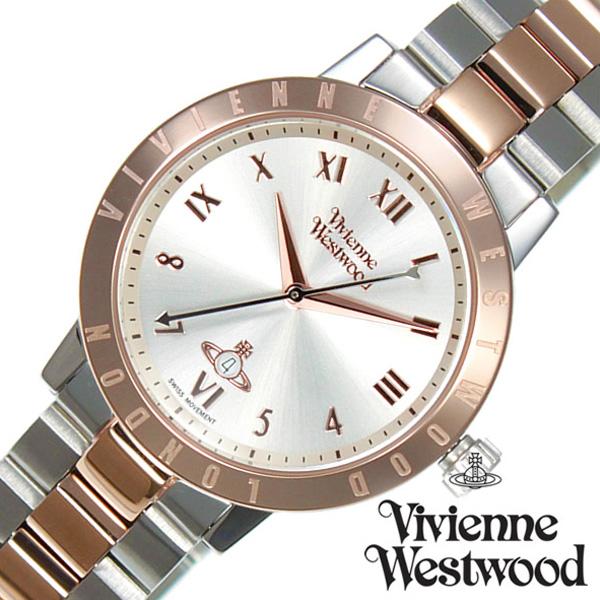ヴィヴィアンウェストウッド レディース腕時計ブランド VivienneWestwood時計 VivienneWestwood 腕時計 ヴィヴィアンウェストウッド 時計 レディース アイボリー VV152RSSL [メタル ベルト アナログ オーブ ローズ ゴールド ピンクゴールド]