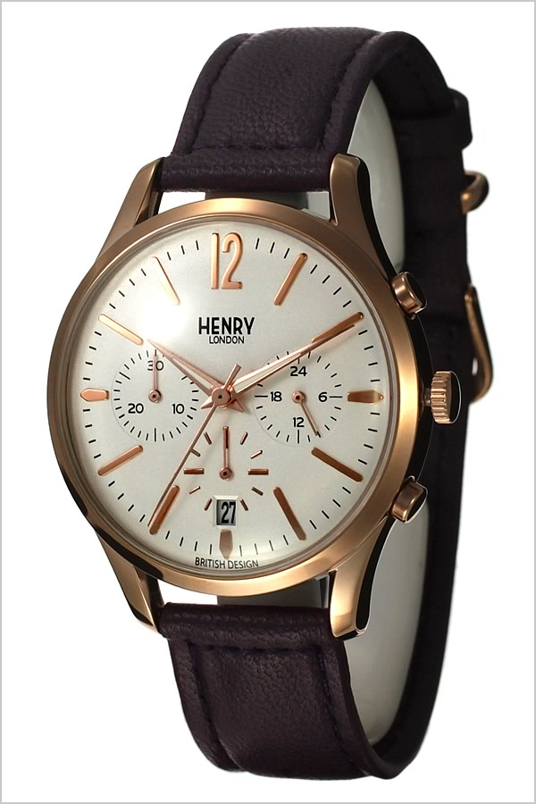 2f0d85d1a3 そのヴィンテージウォッチに惚れ込んだデザイナーの想いは、やがて「このHENRYの時計を現代に蘇らせたい」とまで考えるようになり、2015年にHENRY  LONDONが誕生しま ...