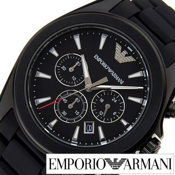 [あす楽]エンポリオアルマーニ腕時計 EMPORIO ARMANI 腕時計 エンポリオ アルマーニ 時計 シグマ Sigma メンズ ブラック AR6092 [新作 人気 トレンド ブランド 高級 EA エンポリ おすすめ オシャレ ギフト プレゼント おしゃれ 腕時計] 誕生日