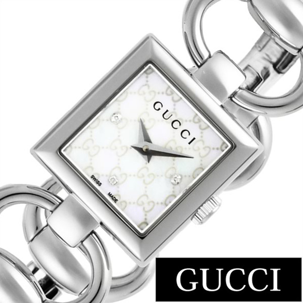 872707f194e0 グッチ腕時計GUCCI時計GUCCI腕時計グッチ時計トルナヴォーニレディース/ホワイトYA120517[ ...