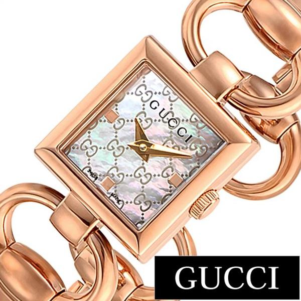 4648202017c5 グッチ腕時計GUCCI時計GUCCI腕時計グッチ時計トルナヴォーニレディース/ホワイトYA120519[ ...