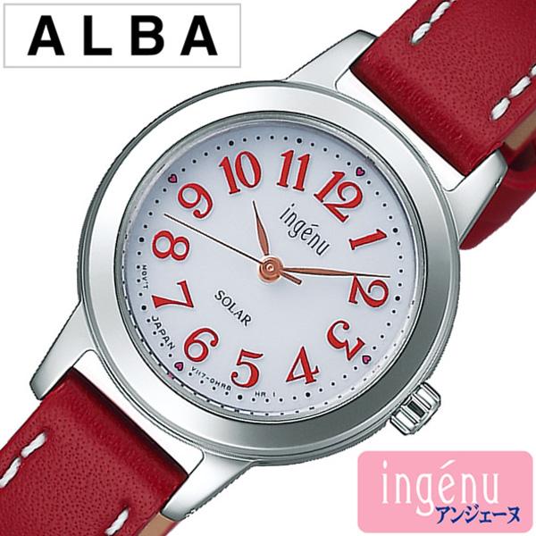 時計 [正規品] アンジェーヌ ALBA アルバ レディース セイコー AHJD101 腕時計