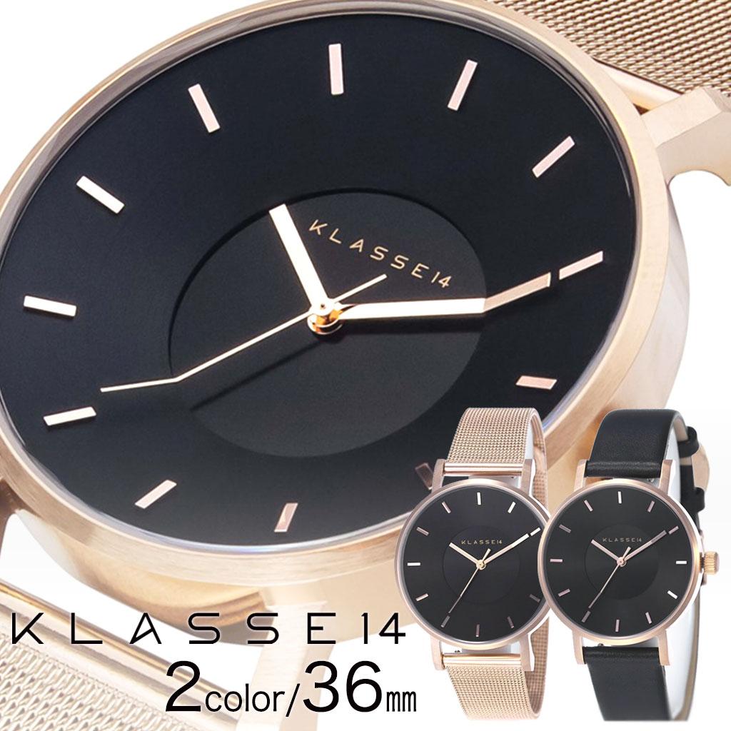クラス14腕時計 KLASSE14時計 KLASSE14 腕時計 クラス 14 時計 ダークローズ DARKROSE レディース VO16RG005W VO16RG006W [ 人気 流行 ブランド ペアウオッチ メタル メッシュ ローズゴールド ピンクゴールド おしゃれ ]
