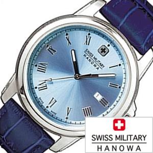 210a3ef5fd スイスミリタリー腕時計 SWISSMILITARY時計 SWISS MILITARY HANOWA 腕時計 スイス ミリタリー ハノワ 時計 ローマン  ROMAN メンズ