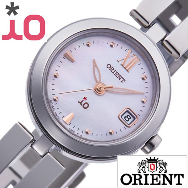 オリエント腕時計 ORIENT時計 ORIENT 腕時計 オリエント 時計 イオ ナチュラルアンドプレーン iO Natural & Plain レディース ホワイト RN-WG0003S [ 正規品 日本製 クォーツ 信頼 ブランド ウォッチ ビジネス スーツ シンプル オフィス カレンダー ギフト]