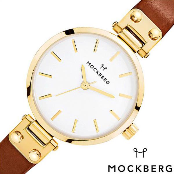 5a60f36629 モックバーグ腕時計MOCKBERG時計MOCKBERG腕時計モックバーグ時計ぺティートPetiteIlseレディースホワイトMO208 ...
