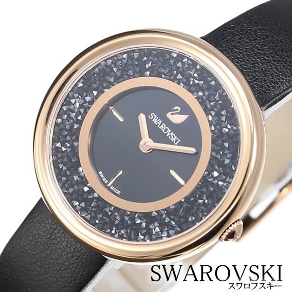 4a5169ff4c5a [あす楽]スワロフスキー時計 Swarovski腕時計 クリスタルラインピュア CrystallinePure ( 20代 30