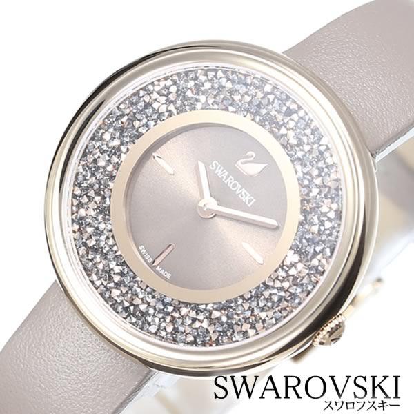 5aeda7e94fde スワロフスキー腕時計Swarovski時計Swarovski腕時計スワロフスキー時計クリスタルラインピュアCrystallinePureレディース女性妻彼女  ...