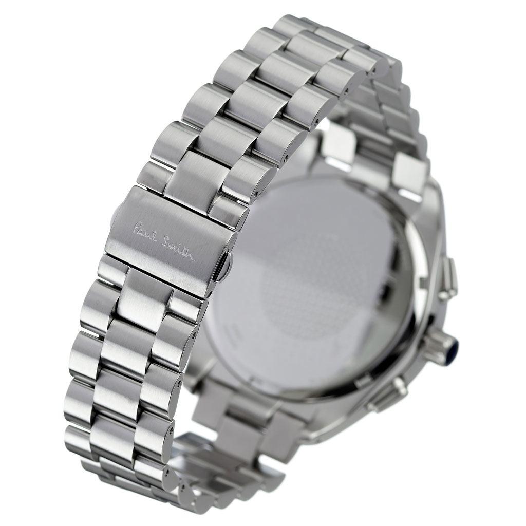 ポールスミス腕時計 Paulsmith時計 Paul smith 腕時計 ポール スミス 時計 メンズ 男性 彼氏 大学生 ブラック PS0110014 [ ブランド 安い人気 お洒落 流行 クロノグラフ シンプル アナログ ビジネス ラウンド プレゼント ギフト ][]