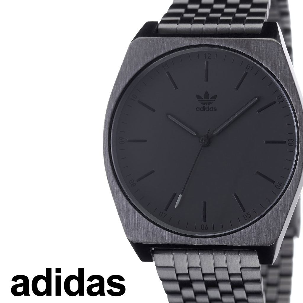 [当日出荷] アディダス腕時計 adidas時計 adidas 腕時計 アディダス 時計 プロセスエム1 Process_M1 カップル 彼女 彼氏 男性 女性 メンズ レディース グレー Z02-680-00 [ ブランド お洒落 ラウンド シンプル ステンレス ファッション ストリート プレゼント ギフト ]