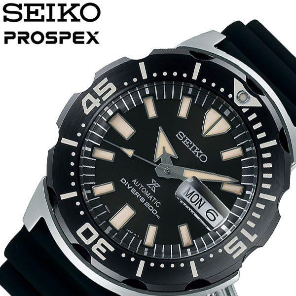 【ビジネスマンに人気】 セイコー腕時計 SEIKO時計 SEIKO 腕時計 セイコー 時計 プロスペックス Prospex メンズ ブランド ブラック SBDY035 [ 正規品 おすすめ スーツ おしゃれ カレンダー 曜日表示 ダイバーズウォッチ ] 誕生日