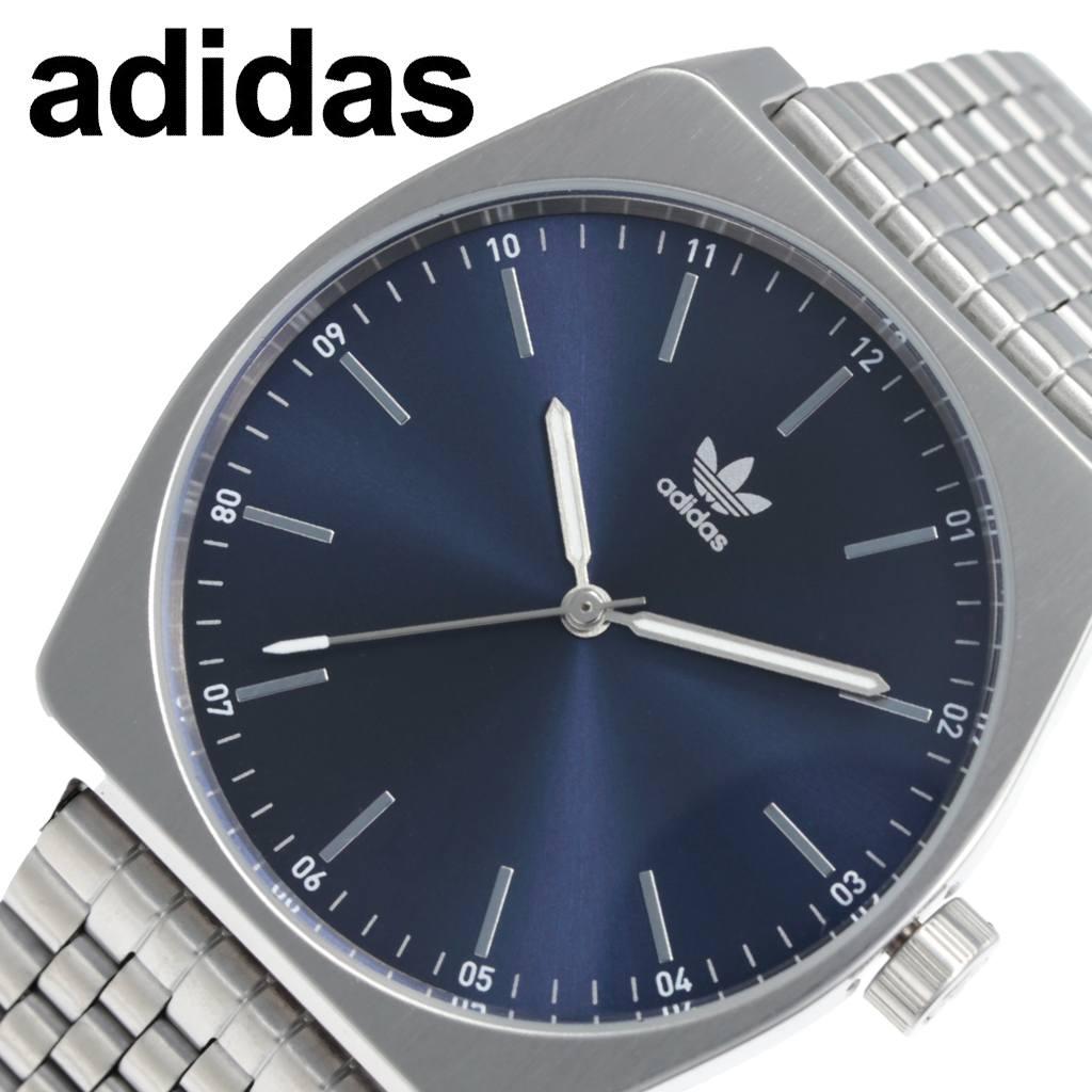アディダス オリジナルス腕時計 adidas originals時計 adidas originals 腕時計 アディダス オリジナルス 時計 レディース メンズ 女性 男性 ネイビー Z02-2928-00 [ ブランド おしゃれ メッシュベルト ペアウォッチ 防水 プレゼント ]