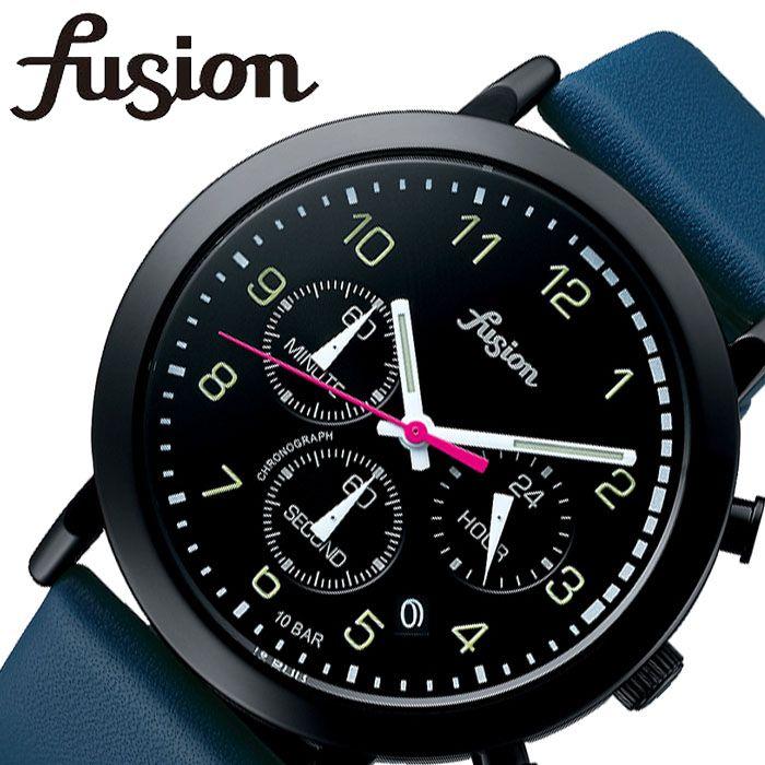 セイコー腕時計 SEIKO時計 SEIKO 腕時計 セイコー 時計 アルバ フュージョン ALBA fusion ブラック 黒 AFST401 [ 人気 ブランド 防水 クロノグラフ カレンダー スーツ ビジネス おしゃれ ファッション プレゼント ギフト ]