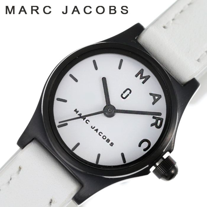 [あす楽]マークジェイコブス腕時計 MARCJACOBS時計 MARC JACOBS 腕時計 マーク ジェイコブス 時計 ヘンリー HENRY 白 MJ1656 [ おすすめ ブランド MARC BY MARK JACOBS シンプル かわいい おしゃれ プレゼント ]