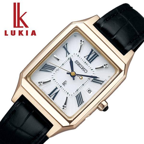 [当日出荷] セイコー腕時計 SEIKO時計 SEIKO 腕時計 セイコー 時計 ルキア LUKIA レディース ホワイト SSVW162 [ 人気 ブランド おすすめ 防水 ファッション カジュアル スリム 電波 ソーラー カレンダー プレゼント ギフト ] 誕生日