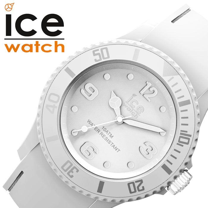 [当日出荷] 時計 シリコン レディース [あす楽]アイスウォッチ腕時計 ICE WATCH時計 ICE WATCH 腕時計 アイスウォッチ アイスユニティー ice unity 女性 ホワイト 白 ICE-017551 [ 人気 ブランド 防水 ベルト おしゃれ かわいい プレゼント ギフト ]