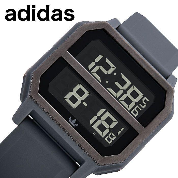 [当日出荷] アディダス腕時計 adidas時計 adidas 腕時計 アディダス 時計 アーカイブ R2 ARCHIVE R2 メンズ レディース 男性 女性 液晶 Z16-632-00 [ ブランド スポーツ ウォッチ おしゃれ ストリート デジタル プレゼント ギフト ]