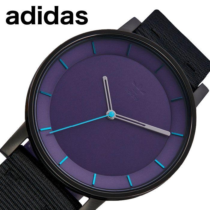 [あす楽]アディダス腕時計 adidas時計 adidas 腕時計 アディダス 時計 ディストリクト W DISTRICT W メンズ レディース 男性 女性 パープル Z17-3182-00 [ ブランド スポーツ ウォッチ おしゃれ ストリート プレゼント ギフト ]