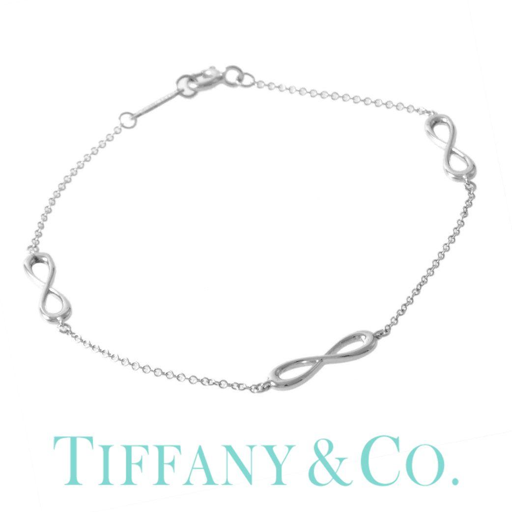 インフィニティ クロス Tiffany&co ブレスレット TIFFANY Tiffany ジュエリー ティファニー ブレスレット EIGHTER エイト Tiffany Infinity レディース シンプル 35309357 女性 彼女 誕生日 プレゼ