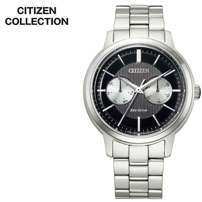 [5年保証]シチズン腕時計 CITIZEN時計 CITIZEN 腕時計 シチズン 時計 シチズンコレクション CITIZEN COLLECTION メンズ ブラック BU4030-91E [ 人気 ブランド 正規品 エコドライブ ソーラー ビジネス スーツ フォーマル おしゃれ プレゼント ギフト ]