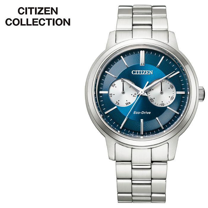 [5年保証]シチズン腕時計 CITIZEN時計 CITIZEN 腕時計 シチズン 時計 シチズンコレクション CITIZEN COLLECTION メンズ ブルー BU4030-91L [ 人気 ブランド 正規品 エコドライブ ソーラー ビジネス スーツ フォーマル おしゃれ プレゼント ギフト ]