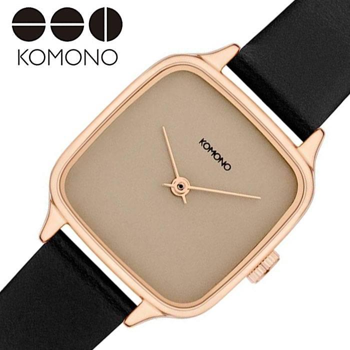 [当日出荷] コモノ腕時計 KOMONO時計 KOMONO 腕時計 コモノ 時計 ケイト KATE メンズ レディース 女性 ローズゴールド KOM-W4251 [ 人気 ブランド 正規品 シンプル カジュアル 流行 トレンド プレゼント ギフト ]PT10