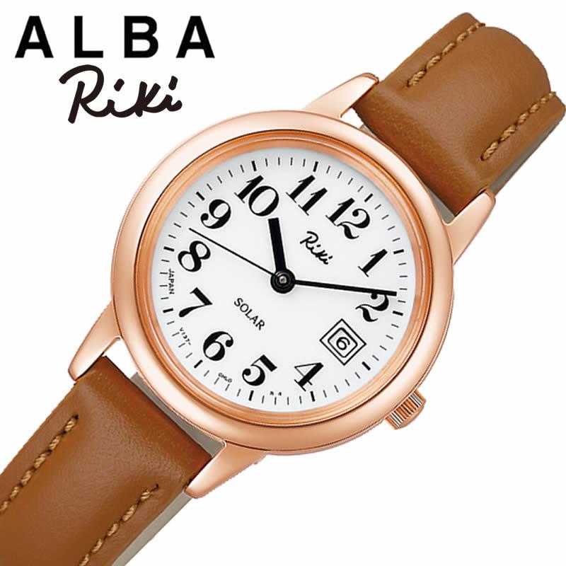セイコーアルバ時計 SEIKOALBA腕時計 リキワタナベ RIKI WATANABE 20代 30代 40代 50代 60代 5年保証 セイコーアルバ腕時計 SEIKO ALBA 腕時計 セイコー アルバ 人気急上昇 時計 正規品 ビジネス 進学 見やすい シンプル ギフト 女性 レザー プレゼント 就職 ホワイト レディース 人気 AKQD035 革 新商品 ブランド ベルト