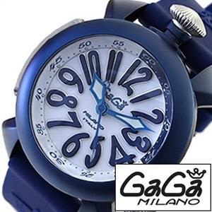 [当日出荷] ガガミラノ腕時計[GaGaMILANO時計](GaGa MILANO 腕時計 ガガ ミラノ 時計)ダイビング 48MM チタニオ PVD(DIVING 48MM TITANIO PVD) メンズ時計GG-5043[ギフト プレゼント ご褒美 おしゃれ ブランド ] 誕生日