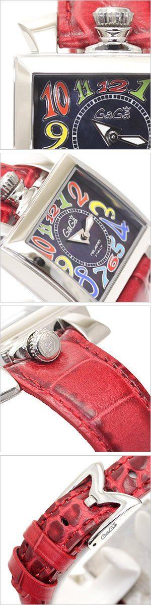 ガガミラノ腕時計[GaGaMILANO時計](GaGa MILANO 腕時計 ガガ ミラノ 時計)ナポレオーネ 40MM(NAPOLEONE) レディース時計 GG-6030.2[ギフト プレゼント ご褒美][おしゃれ 防水 ]