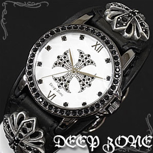 ディープゾーン腕時計[DEEPZONE](DEEPZONE 腕時計 ディープゾーン 時計 シルバー925) メンズ時計[ギフト プレゼント ご褒美][ おしゃれ ブランド ]
