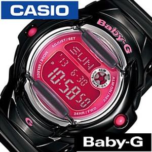 [当日出荷] カシオ ベイビーG腕時計[CASIO BABY-G](BABY-G 腕時計 ベイビーG ベイビージー ベビーG 時計 )カラーディスプレイシリーズ(Color Display Series) レディース時計BG-169R-1BJF[ギフト プレゼント ご褒美 おしゃれ 防水 ]