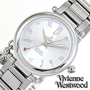 レディース腕時計ブランド ヴィヴィアンウエストウッド腕時計[ビビアン時計](Vivienne Westwood 腕時計 ヴィヴィアン ウエストウッド 時計 ヴィヴィアン腕時計)オーブ(Orb) レディース VV006SL[ プレゼント ギフト][おしゃれ 腕時計]