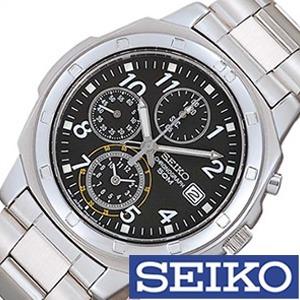 [5年保証][セイコー腕時計[SEIKO時計](SEIKO 腕時計 セイコー 時計)クロノグラフ メンズ時計 SND195P[ギフト プレゼント ご褒美][ おしゃれ ブランド ]