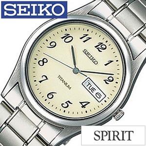 セイコー腕時計[SEIKO時計](SEIKO 腕時計 セイコー 時計)スピリット(SPIRIT)メンズ時計 SCDC043[ギフト プレゼント ご褒美][人気 話題][おしゃれ 腕時計]
