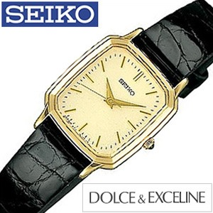 セイコー腕時計[SEIKO時計](SEIKO 腕時計 セイコー 時計)ドルチェ & エクセリーヌ(DOLCE & EXCELINE)レディース時計 SWDL164[ギフト プレゼント ご褒美][おしゃれ 腕時計]