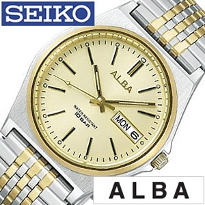 セイコーアルバ腕時計[ALBA時計](SEIKO ALBA 腕時計 アルバ 時計)メンズ時計 AIGT001[ギフト プレゼント ご褒美][人気 話題][おしゃれ ] 誕生日