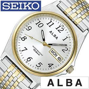 セイコーアルバ腕時計[ALBA時計](SEIKO ALBA 腕時計 アルバ 時計)メンズ時計 AIGT002[ギフト プレゼント ご褒美][人気 話題][ おしゃれ ブランド ] 誕生日
