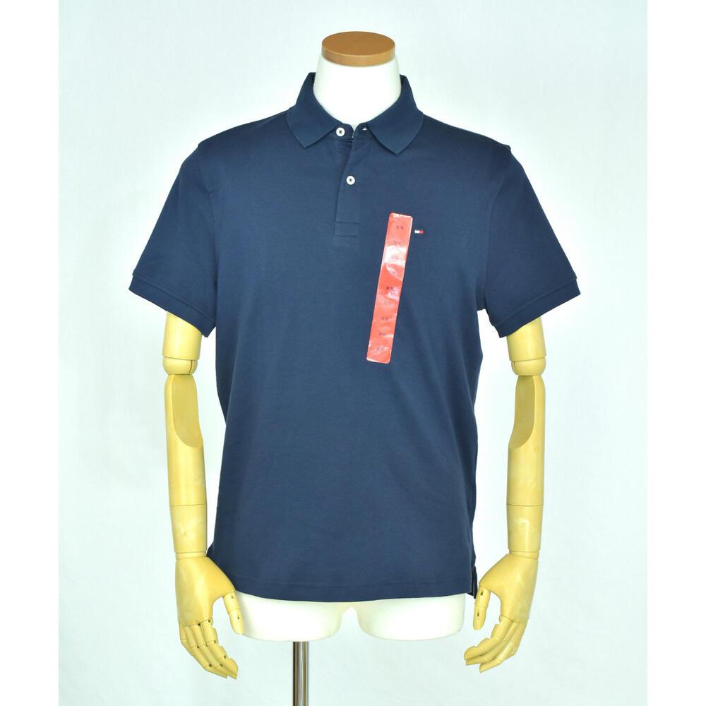 Tommy Hilfiger Men's トミー・フィルフィガーメンズ 半袖ポロシャツ