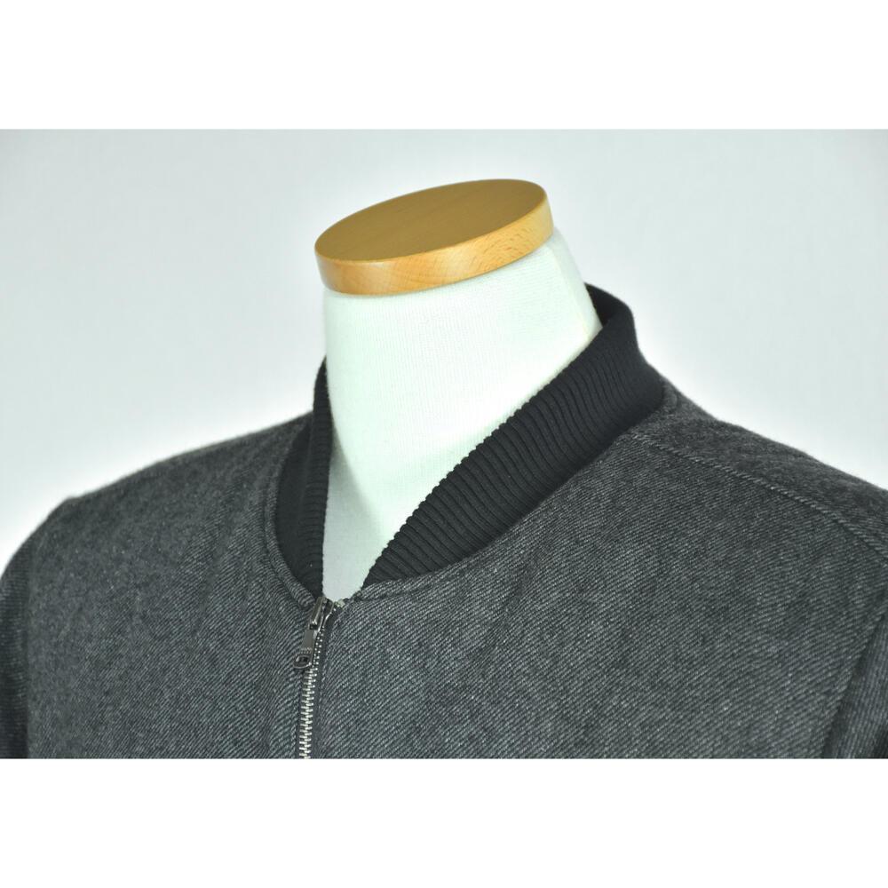 Calvin Klein Mensカルバンクライン メンズWool ブレンド ボンバージャケット