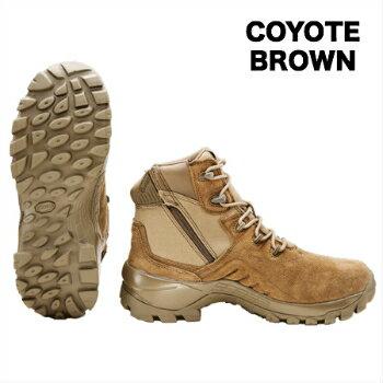 [2905/Black] (ベイツ) DELTA II M-6 ICS Gore-Tex Side-Zip [VIBRAMソール] [GORE-TEX/透湿性防水] [2903/Coyote] BATES