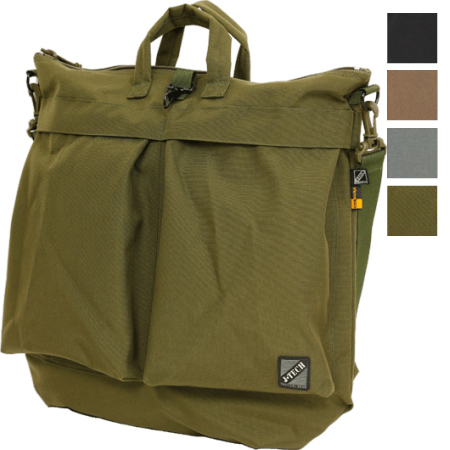 J-TECH(ジェイテック)ヘルメットバッグ [1000Dナイロン][Black、Coyote Brown、Foliage Green、OD][中田商店]